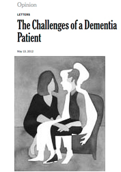 The Challenges of a Dementia Patient